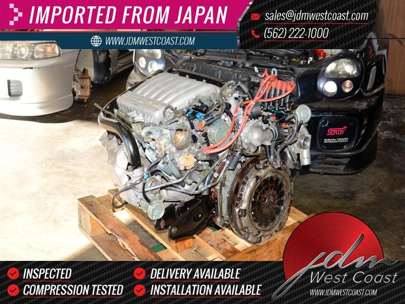 Dsc on Mitsubishi 6g72 V6